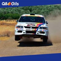 Q8oils rally team